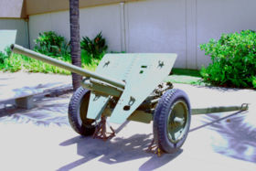 Antitank gun Japanese Type 1 front 3-4 view.jpg