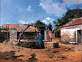 Antonio da Silva Porto - Na cisterna.jpg