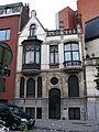 Antwerpen-Berchem FrederikdeMerodeplein1 10917.JPG