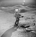 Apollo 15 Scott on the slope of Hadley Delta.jpg