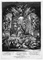 Apotheosis of Polish King John II Casimir Vasa by Wilhelm Hondius 1649.png