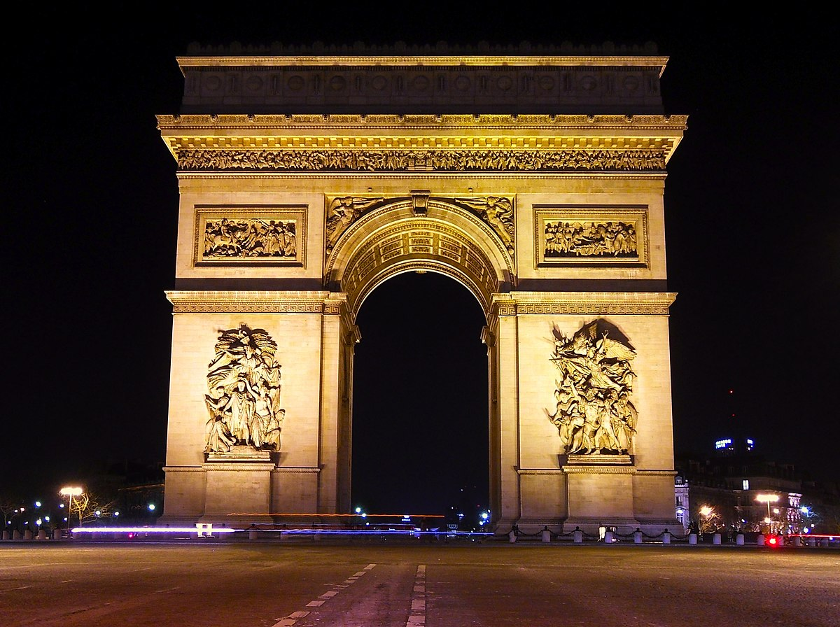 arc de triomphe wiktionary. Black Bedroom Furniture Sets. Home Design Ideas