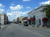 Arcadia Hist Dist downtown Oak Street west01.jpg