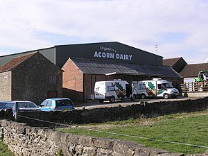 Archdeacon Newton - Townend Farm