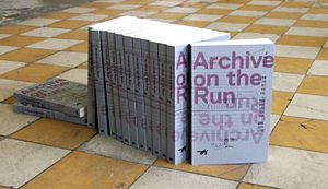 The Living Art Museum - Archive on the Run