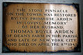 Arkesden Church of St Mary - Arden brass, Essex, England.jpg