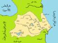 Armenia Prior to Muslim Conquest-ar.png
