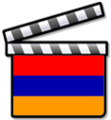 Armenia film clapperboard.png