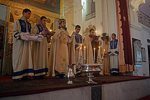 Ethnic communities in Kolkata - Armenian Christmas
