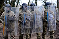 Army Reservists with The London Regiment Undergoing Public Order Training MOD 45156741.jpg
