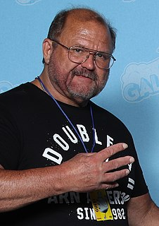 Arn Anderson American professional wrestler, road agent, and author