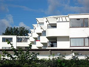 Bellavista housing estate - Image: Arne Jacobsen Bellavista 2005 05