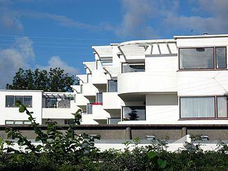 Bellavista housing estate - Image: Arne Jacobsen Bellavista 2005 05