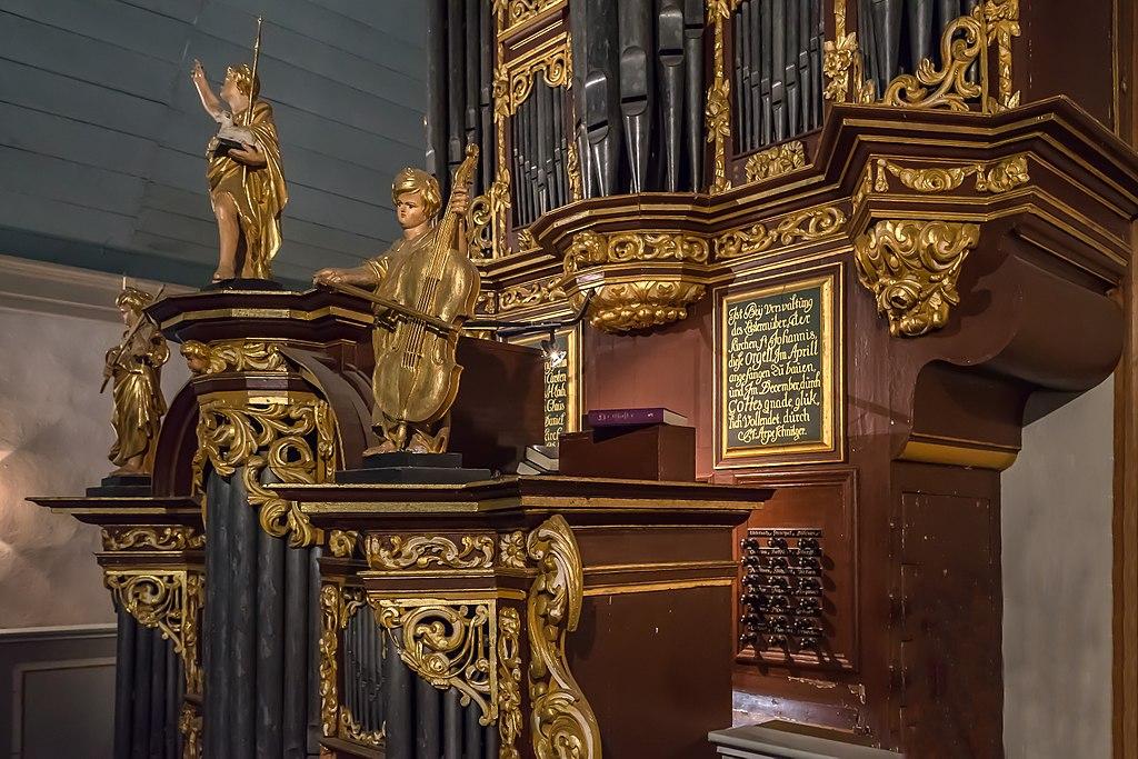 Arp Schnitger Orgel