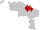 Arrondissement Soignies Belgium Map.png