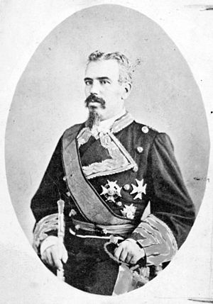 Martínez Campos, Arsenio (1831-1900)