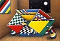 Art box Pier Augusto Breccia Oil on canvas 2006.jpg