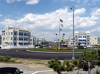 Arverne, Queens - Arverne-by-the-Sea development