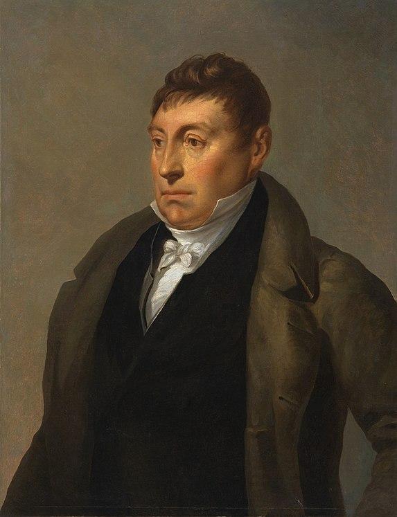 Ary Scheffer - Marquis De Lafayette - NPG.82.150 - National Portrait Gallery