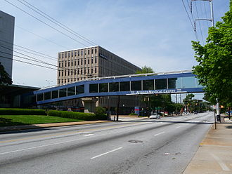 Boulevard (Atlanta) - Atlanta Medical Center