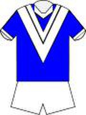 Auckland rugby league team - Image: Auckland vulcans jersey