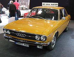Audi 100 – Wikipe