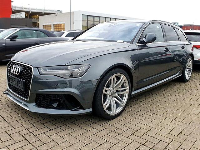 Audi rs6 4g c7 2015