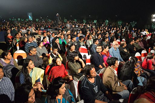 Audience - Peace-Love-Music - Rocking The Region - Multiband Concert - Kolkata 2013-12-14 5246