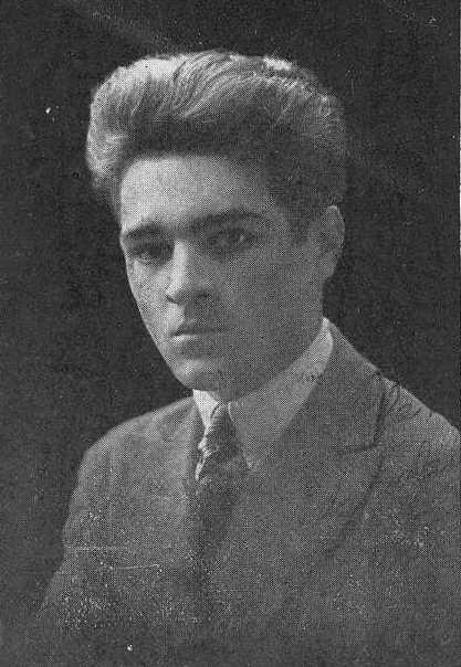 Augusto María Casas 1925