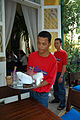AusAID 2005; Cambodia; Students; Vocational Training; Youth (10667266075).jpg