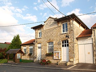 Aussonce Commune in Grand Est, France