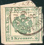 Austria 1853 Ib green MILANO.jpg