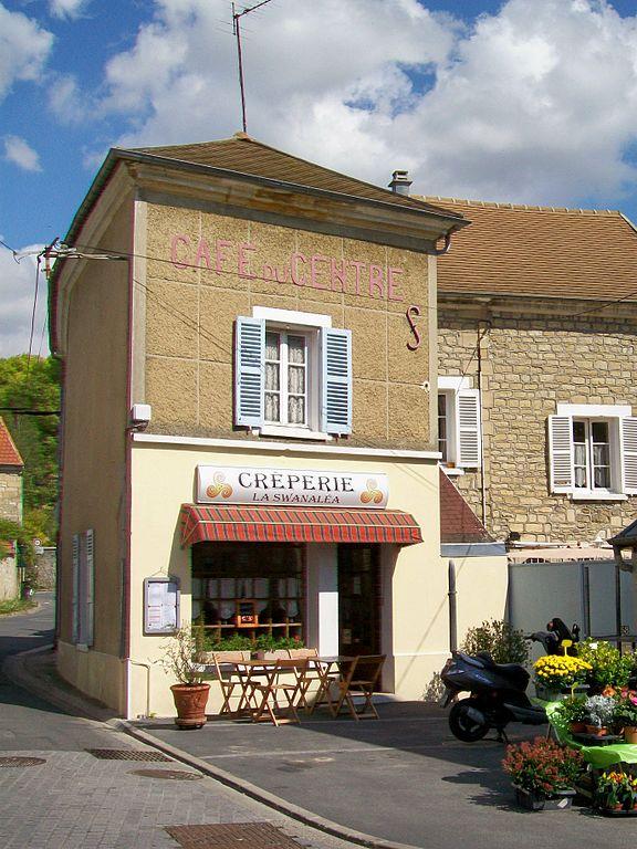 Caf Rue Du Berceau Numero