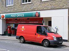 royal mail management structure