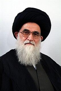 Sadeq Rohani Iranian grand ayatollah