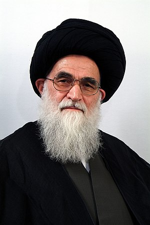 Sadeq Rohani - Image: Ayatollah Rohani