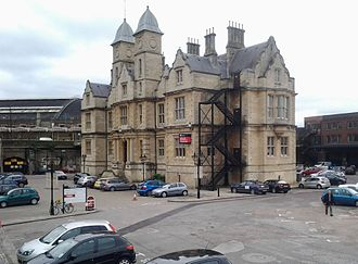 Bristol and Exeter Railway - Image: B&E building