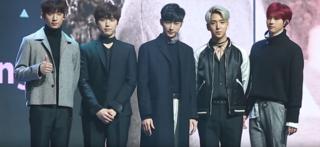 B1A4 South Korean boy band