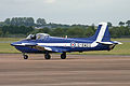 BAC Jet Provost T3A G-BWDS (6838006819).jpg
