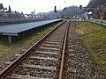 BB Wutachtalbahn Bahnsteig Wutöschingen.JPG