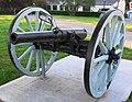 BL 12-pounder 6-cwt Gun Mk I, weight 6-0-16, RA Park, Halifax, Nova Scotia (9).JPG