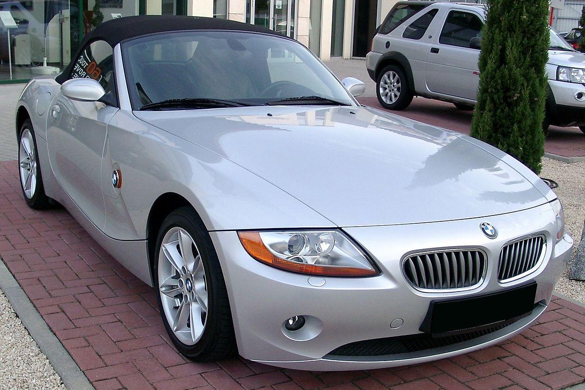 BMW Z4 front 20080530.jpg