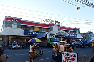 Baao, Camarines Sur - Baao Centro