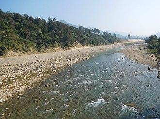 Babai River - Image: Babai River 05