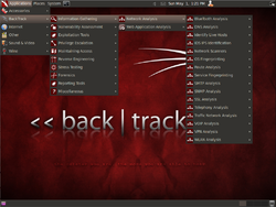 BackTrack 5 R2 (GNOME)