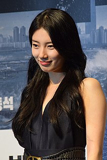 Bae Suzy South Korean singer and actress