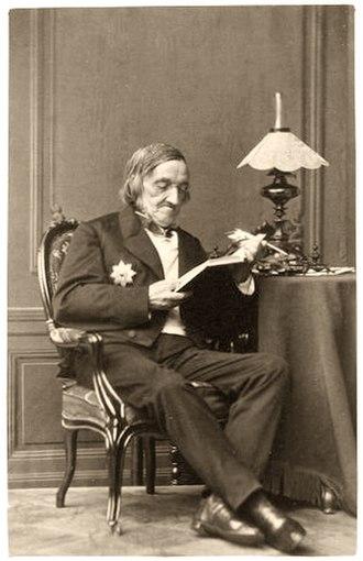 Karl Ernst von Baer - K. Baer, 1865