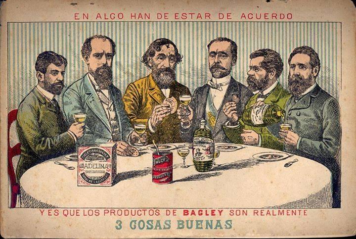 Bagley ad politicians