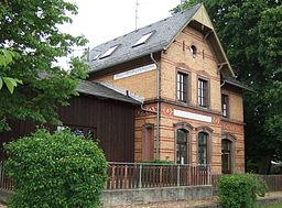 BahnhofGau