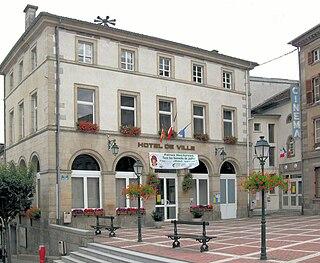 Bains-les-Bains Commune in Grand Est, France